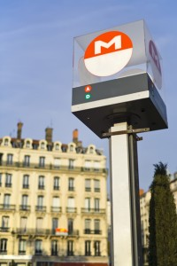 photo métro Lyon